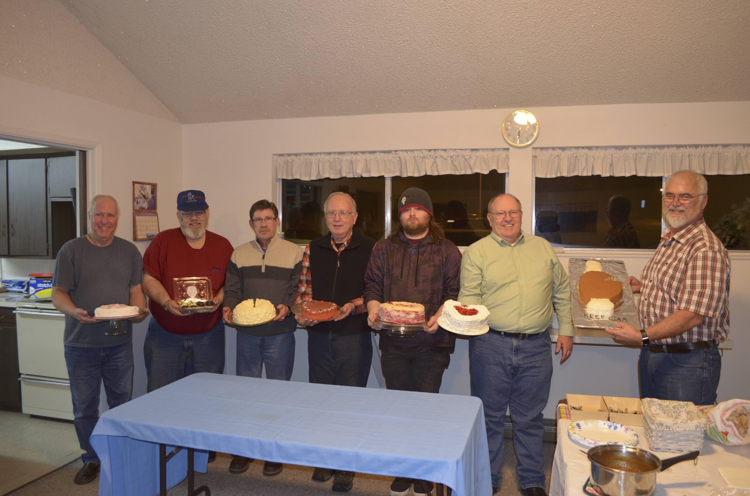 2017 Mens Cake bake 087